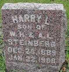 STEINBERG, HARRY L. - Sioux County, Iowa   HARRY L. STEINBERG