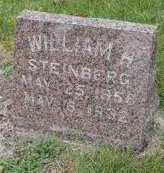 STEINBERG, WM. - Sioux County, Iowa   WM. STEINBERG