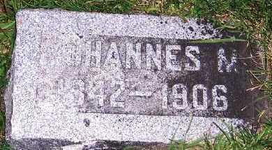 STELLINGWERF, JOHANNES M. - Sioux County, Iowa | JOHANNES M. STELLINGWERF