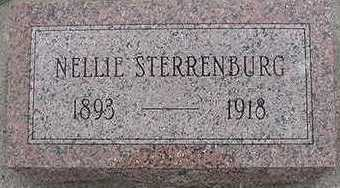 STERRENBURG, NELLIE  D.1918 - Sioux County, Iowa | NELLIE  D.1918 STERRENBURG