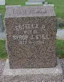 STILL, ESTELLA H. - Sioux County, Iowa | ESTELLA H. STILL
