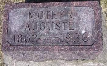 STOLTENBERG, AUGUSTE - Sioux County, Iowa | AUGUSTE STOLTENBERG