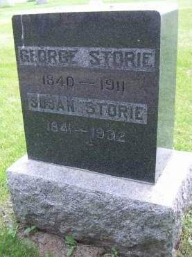 STORIE, GEORGE - Sioux County, Iowa | GEORGE STORIE