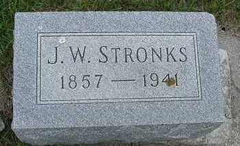 STRONKS, J. W. - Sioux County, Iowa | J. W. STRONKS