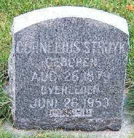 STRUYK, CORNELIUS - Sioux County, Iowa | CORNELIUS STRUYK