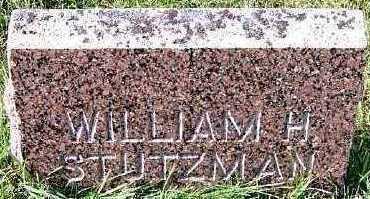 STUTZMAN, WILLIAM H. - Sioux County, Iowa | WILLIAM H. STUTZMAN