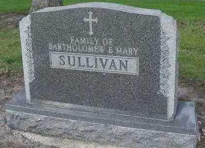 SULLIVAN, BARTHOLEMEW - Sioux County, Iowa | BARTHOLEMEW SULLIVAN