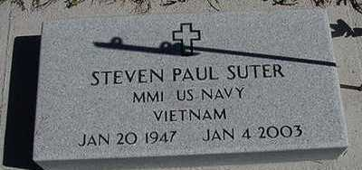 SUTER, STEVEN PAUL - Sioux County, Iowa | STEVEN PAUL SUTER