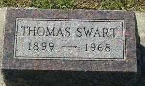 SWART, THOMAS - Sioux County, Iowa | THOMAS SWART