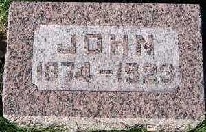 TASSHALLER, JOHN - Sioux County, Iowa | JOHN TASSHALLER
