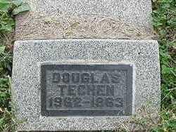 TECHEN, DOUGLAS - Sioux County, Iowa   DOUGLAS TECHEN