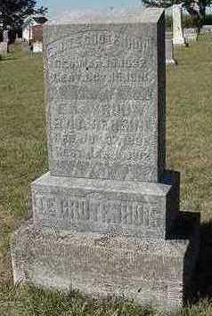 RENSINK TEGROTENHUIS, B.D.A. (MRS. E. J.) - Sioux County, Iowa | B.D.A. (MRS. E. J.) RENSINK TEGROTENHUIS