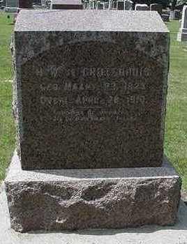 TEGROTENHUIS, H. W. - Sioux County, Iowa | H. W. TEGROTENHUIS