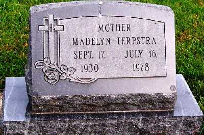 TERPSTRA, MADELYN - Sioux County, Iowa | MADELYN TERPSTRA