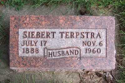 TERPSTRA, SIEBERT - Sioux County, Iowa | SIEBERT TERPSTRA