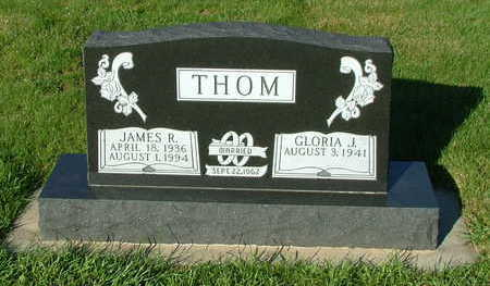 THOM, JAMES R. - Sioux County, Iowa | JAMES R. THOM