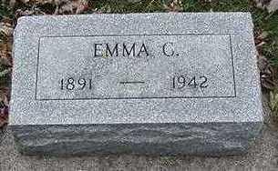 TOENJES, EMMA C. - Sioux County, Iowa | EMMA C. TOENJES