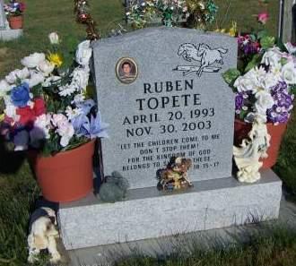 TOPETE, RUBEN - Sioux County, Iowa | RUBEN TOPETE
