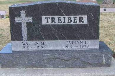 TREIBER, EVELYN L. - Sioux County, Iowa | EVELYN L. TREIBER
