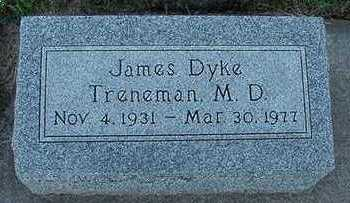 TRENEMAN, JAMES DYKE - Sioux County, Iowa | JAMES DYKE TRENEMAN