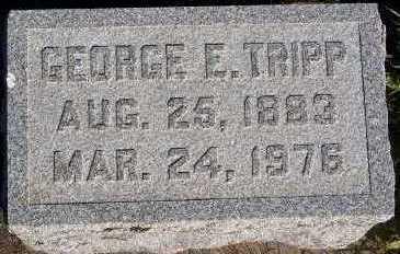 TRIPP, GEORGE E. - Sioux County, Iowa | GEORGE E. TRIPP
