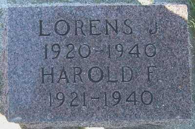 TUIJNMAM, LORENS J. - Sioux County, Iowa | LORENS J. TUIJNMAM