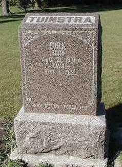 TUINSTRA, DIRK - Sioux County, Iowa | DIRK TUINSTRA