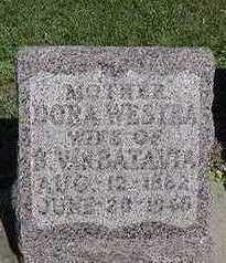 WESTRA VANBATAVIA, DORA (MRS. B.) - Sioux County, Iowa | DORA (MRS. B.) WESTRA VANBATAVIA