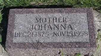 VANBATAVIA, JOHANNA - Sioux County, Iowa | JOHANNA VANBATAVIA