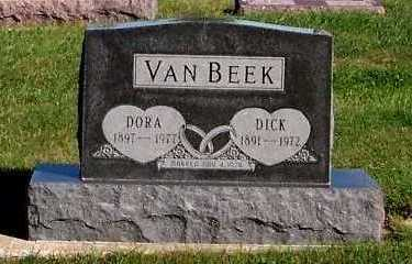 VANBEEK, DICK - Sioux County, Iowa | DICK VANBEEK