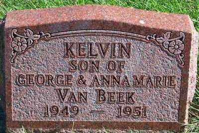 VANBEEK, KELVIN - Sioux County, Iowa | KELVIN VANBEEK