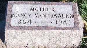 VANDAALEN, NANCY - Sioux County, Iowa | NANCY VANDAALEN