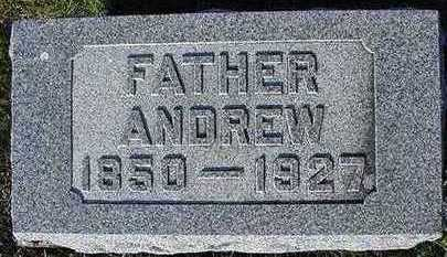 VANDEBERG, ANDREW - Sioux County, Iowa | ANDREW VANDEBERG