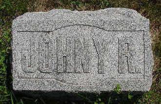 VANDEBERG, JOHNY R. - Sioux County, Iowa | JOHNY R. VANDEBERG