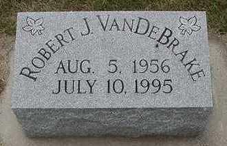 VANDEBRAKE, ROBERT J. - Sioux County, Iowa | ROBERT J. VANDEBRAKE