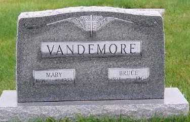 VANDEMORE, BRUCE (1893-1964) - Sioux County, Iowa | BRUCE (1893-1964) VANDEMORE