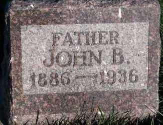 VANDENBERG, JOHN B. - Sioux County, Iowa | JOHN B. VANDENBERG