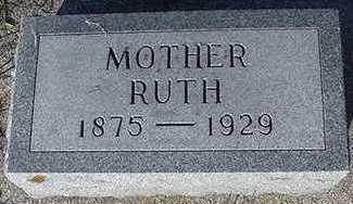 VANDERBERG, RUTH - Sioux County, Iowa   RUTH VANDERBERG