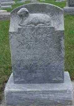 VANDERHAMM, CURTIS H. - Sioux County, Iowa | CURTIS H. VANDERHAMM