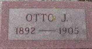 VANDERHAMM, OTTO J. - Sioux County, Iowa   OTTO J. VANDERHAMM