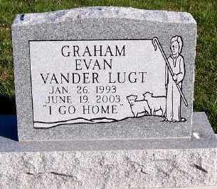 VANDERLUGT, GRAHAM EVAN - Sioux County, Iowa   GRAHAM EVAN VANDERLUGT