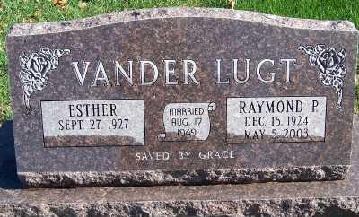 VANDERLUGT, RAYMOND P. - Sioux County, Iowa | RAYMOND P. VANDERLUGT