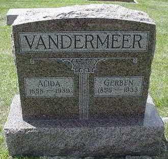 VANDERMEER, GERBEN - Sioux County, Iowa | GERBEN VANDERMEER