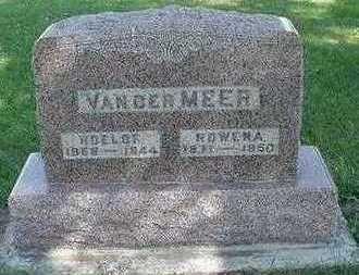 VANDERMEER, ROELOF - Sioux County, Iowa | ROELOF VANDERMEER