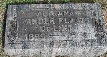 DELINT VANDERPLAATS, ADRIANA - Sioux County, Iowa | ADRIANA DELINT VANDERPLAATS