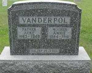 VANDERPOL, AUKE - Sioux County, Iowa | AUKE VANDERPOL