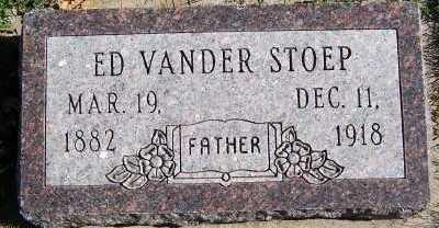 VANDERSTOEP, ED - Sioux County, Iowa | ED VANDERSTOEP