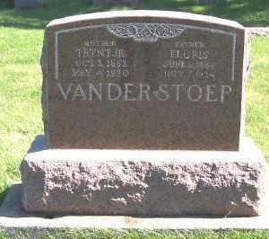 VANDERSTOEP, TRYNTJE - Sioux County, Iowa | TRYNTJE VANDERSTOEP