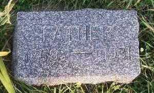 VANDERVELDE, FATHER - Sioux County, Iowa | FATHER VANDERVELDE