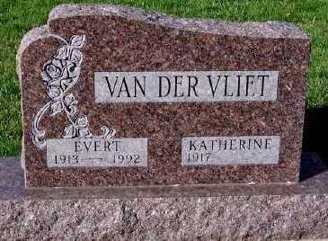 VANDERVLIET, EVERT - Sioux County, Iowa | EVERT VANDERVLIET